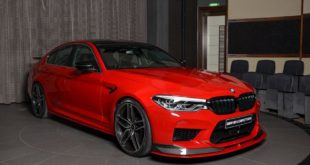 AC Schnitzer Tuning BMW M5 F90 Competition Imola Rot 14 310x165 Schnitzer Parts am BMW M5 (F90) Competition in Imolarot