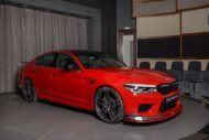 AC Schnitzer Tuning BMW M5 F90 Competition Imola Rot 6 190x127 Schnitzer Parts am BMW M5 (F90) Competition in Imolarot