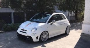 Abarth Fiat 500 Carrotec Tuning 6 310x165 Abarth 595 Turismo (Fiat 500) mit Carbon Widebody Kit