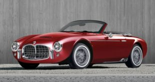 Ares Design Project Wami Maserati A6CGS Spyder Nachbau Tuning 1 310x165 Ares Design Project Wami: Maserati A6CGS Spyder Nachbau