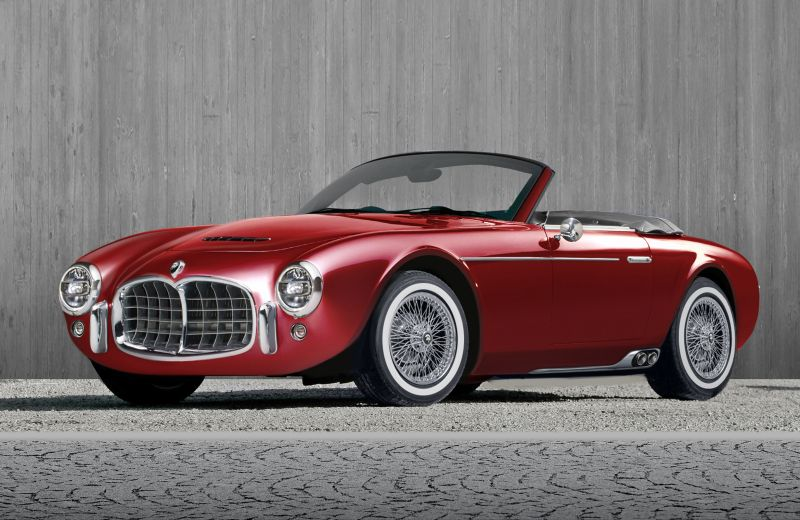 Ares Design Project Wami Maserati A6CGS Spyder Nachbau Tuning 1 Ares Design Project Wami: Maserati A6CGS Spyder Nachbau
