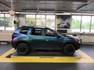 Avery Vollfolierung 2019 Dacia Duster II Tuning 4 190x143 MC Folia Avery Vollfolierung am 2019 Dacia Duster II