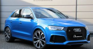 BB Audi RSQ3 8U Tuning 6 310x165 450 PS im B&B Automobiltechnik VW Golf VII GTI TCR