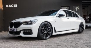 BMW 750li G12 Tuning Vossen HF 2 1 310x165 TechArt Porsche 991 GTS vom Tuner Race! South Africa