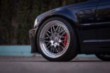 BMW E46 M3 HRE Performance Wheels 540 Tuning 18 155x103 BMW E46 M3 auf HRE Performance Wheels 540 Felgen