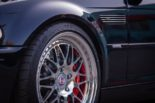 BMW E46 M3 HRE Performance Wheels 540 Tuning 21 155x103 BMW E46 M3 auf HRE Performance Wheels 540 Felgen