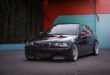BMW E46 M3 HRE Performance Wheels 540 Tuning 23 110x75 BMW E46 M3 auf HRE Performance Wheels 540 Felgen