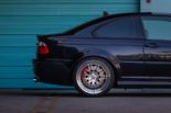 BMW E46 M3 HRE Performance Wheels 540 Tuning 5 155x103 BMW E46 M3 auf HRE Performance Wheels 540 Felgen