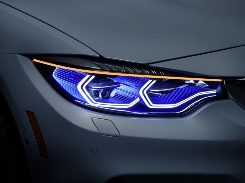 Retrofit BMW M4 laser light headlights Tuning LED headlights: This must be taken into account