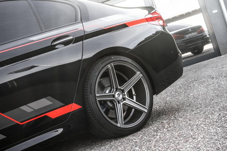 BMW M550d xDrive G30 Mcchip Chiptuning 13 515 PS im neuen BMW M550d xDrive G30 von Mcchip DKR