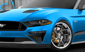 Bojix Design Ford Mustang GT Stage 2 SEMA 2018 Tuning 2 Zur SEMA 2018   Bojix Design Ford Mustang GT Stage 2