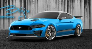 Bojix Design Ford Mustang GT Stage 2 SEMA 2018 Tuning 310x165 335 PS & 515 NM! Ford Edge ST vom Tuner Blood Type Racing