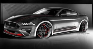 CGS Performance Ford Mustang GT Tuning SEMA 2018 310x165 SEMA 2018: Acura RDX A Spec mit 345 PS by GRP Tuning