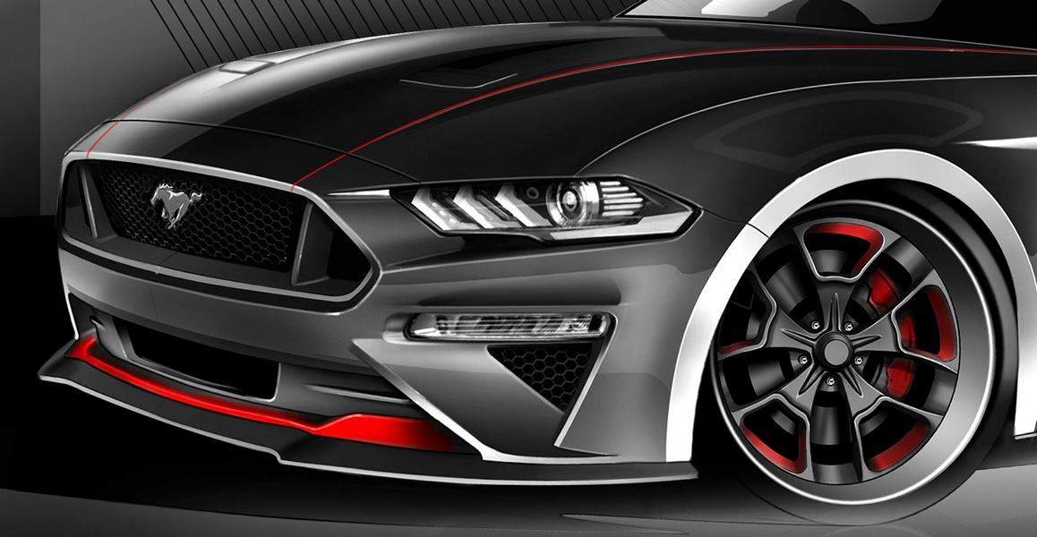 CGS Performance Ford Mustang GT Tuning SEMA 2018 4 Vorschau: CGS Performance Ford Mustang GT zur SEMA 2018