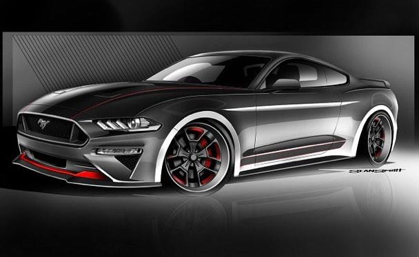 CGS Performance Ford Mustang GT Tuning SEMA 2018 Vorschau: CGS Performance Ford Mustang GT zur SEMA 2018