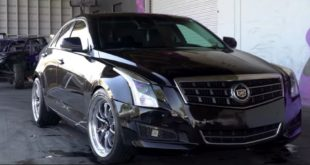Cadillac ATS Tuning Hoonigan Racing Division 310x165 Video: 1.400 PS Lucifer Dodge Demon BiTurbo mit Weltrekord