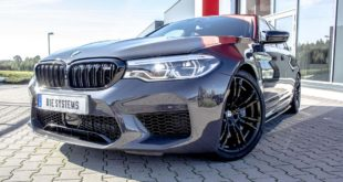 Chiptuning DTE Systems BMW M5 F90 2019 2 310x165 Stark DTE Systems BMW M5 F90 mit 696 PS & 896 NM