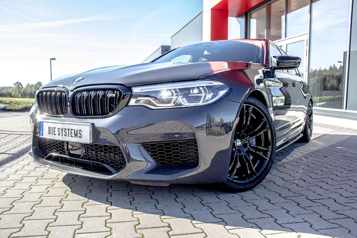 Chiptuning DTE Systems BMW M5 F90 2019 2 Stark   DTE Systems BMW M5 F90 mit 696 PS & 896 NM