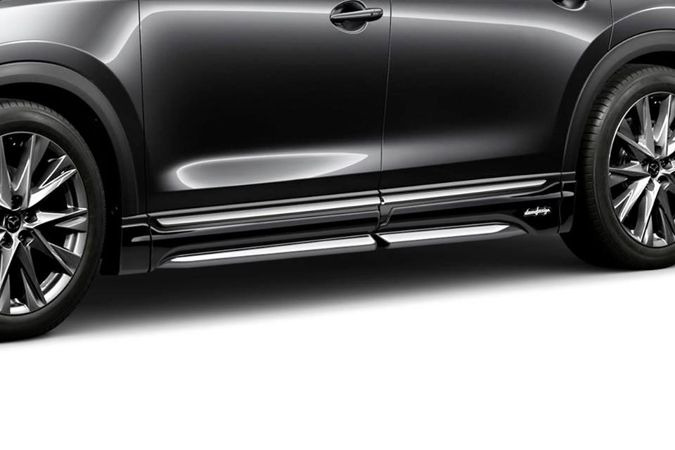 DAMD inc. Bodykit Mazda CX 8 Tuning 7 2019   DAMD inc. Bodykit für den Mazda CX 8 geplant