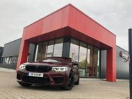DTE Chiptuning BMW M5 F90 1 190x143 Stark   DTE Systems BMW M5 F90 mit 696 PS & 896 NM