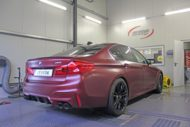 DTE Chiptuning BMW M5 F90 10 190x127 Stark   DTE Systems BMW M5 F90 mit 696 PS & 896 NM