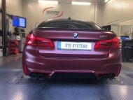 DTE Chiptuning BMW M5 F90 2 190x143 Stark   DTE Systems BMW M5 F90 mit 696 PS & 896 NM