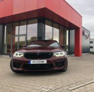 DTE Chiptuning BMW M5 F90 3 190x187 Stark   DTE Systems BMW M5 F90 mit 696 PS & 896 NM