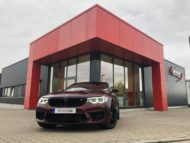 DTE Chiptuning BMW M5 F90 4 190x143 Stark   DTE Systems BMW M5 F90 mit 696 PS & 896 NM