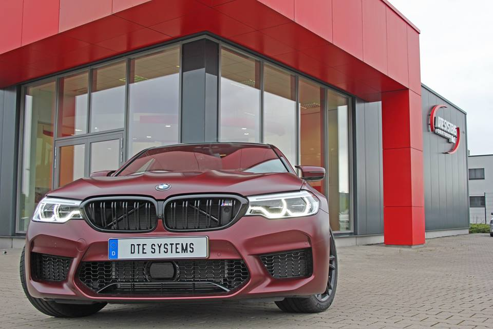 DTE Chiptuning BMW M5 F90 (8)