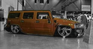 DUB Tuning Hummer H3 310x165 Mehr als einfach nur laut   dB Drag Racing / Soundtuning