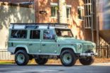 ECD Project S² Land Rover Defender 110 Tuning 1 155x103 Klassiker mit V8   ECD Project S² Land Rover Defender 110
