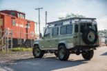 ECD Project S² Land Rover Defender 110 Tuning 10 155x103 Klassiker mit V8   ECD Project S² Land Rover Defender 110