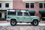 ECD Project S² Land Rover Defender 110 Tuning 11 155x103 Klassiker mit V8   ECD Project S² Land Rover Defender 110