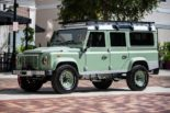 ECD Project S² Land Rover Defender 110 Tuning 15 155x103 Klassiker mit V8   ECD Project S² Land Rover Defender 110