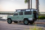 ECD Project S² Land Rover Defender 110 Tuning 16 155x103 Klassiker mit V8   ECD Project S² Land Rover Defender 110