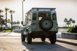 ECD Project S² Land Rover Defender 110 Tuning 17 155x103 Klassiker mit V8   ECD Project S² Land Rover Defender 110