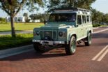 ECD Project S² Land Rover Defender 110 Tuning 18 155x103 Klassiker mit V8   ECD Project S² Land Rover Defender 110