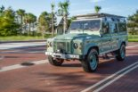 ECD Project S² Land Rover Defender 110 Tuning 19 155x103 Klassiker mit V8   ECD Project S² Land Rover Defender 110