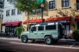 ECD Project S² Land Rover Defender 110 Tuning 20 155x103 Klassiker mit V8   ECD Project S² Land Rover Defender 110
