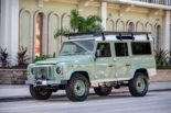 ECD Project S² Land Rover Defender 110 Tuning 21 155x103 Klassiker mit V8   ECD Project S² Land Rover Defender 110