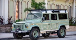 ECD Project S² Land Rover Defender 110 Tuning 21 310x165 Klassiker mit V8   ECD Project S² Land Rover Defender 110