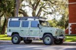 ECD Project S² Land Rover Defender 110 Tuning 27 155x103 Klassiker mit V8   ECD Project S² Land Rover Defender 110