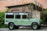 ECD Project S² Land Rover Defender 110 Tuning 3 155x103 Klassiker mit V8   ECD Project S² Land Rover Defender 110