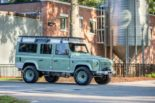 ECD Project S² Land Rover Defender 110 Tuning 6 155x103 Klassiker mit V8   ECD Project S² Land Rover Defender 110