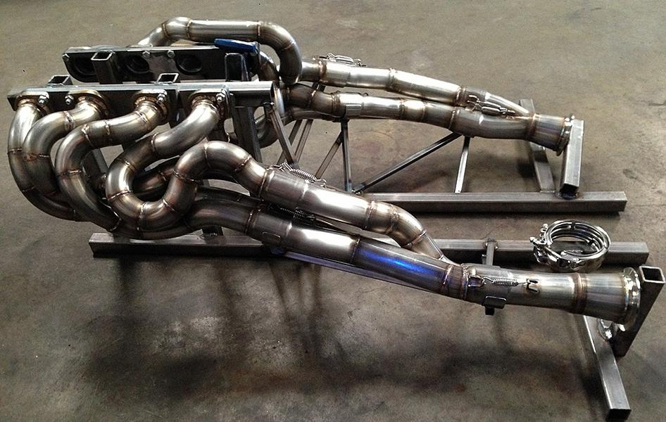 Manifold Tuning Headers BMW E39 M5 Vacuum Tuning: How is the performance of the naturally aspirated engine increased?