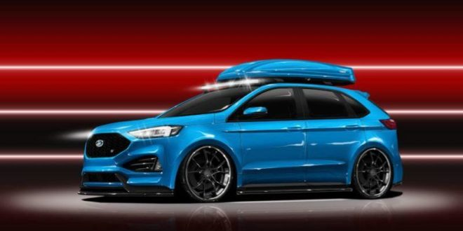 335 PS & 515 NM! Ford Edge ST vom Tuner Blood Type Racing