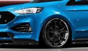 Ford Edge ST Tuning Blood Type Racing 3 335 PS & 515 NM! Ford Edge ST vom Tuner Blood Type Racing