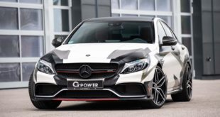 G Power Mercedes C63 AMG W205 2018 Tuning 3 1 e1540203232142 310x165 Brutal   800 PS im G Power Mercedes C63 AMG (W205)
