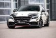 G Power Mercedes C63 AMG W205 2018 Tuning 3 110x75 Brutal   800 PS im G Power Mercedes C63 AMG (W205)