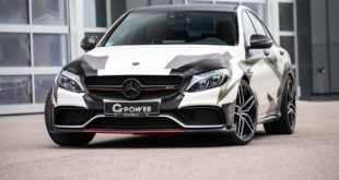 G Power Mercedes C63 AMG W205 2018 Tuning 3 310x165 Brutal   800 PS im G Power Mercedes C63 AMG (W205)